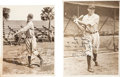 Autographs:Photos, Circa 1930 Bill Dickey & Lefty Gomez Signed Photographs to TonyLazzeri....