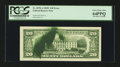Error Notes:Ink Smears, Fr. 2070-A $20 1969C Federal Reserve Note. PCGS Very Choice New64PPQ.. ...