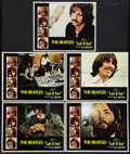 """Movie Posters:Rock and Roll, Let It Be (United Artists, 1970). Lobby Cards (5) (11"""" X 14""""). Rockand Roll.. ... (Total: 5 Items)"""