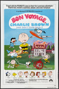 """Movie Posters:Animated, Bon Voyage, Charlie Brown (Paramount, 1980). One Sheet (27"""" X 41"""").Animated.. ..."""