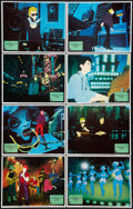"Movie Posters:Animated, American Pop (Columbia, 1981). Lobby Card Set of 8 (11"" X 14"").Animated.. ... (Total: 8 Items)"