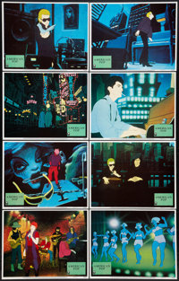 """American Pop (Columbia, 1981). Lobby Card Set of 8 (11"""" X 14""""). Animated. ... (Total: 8 Items)"""