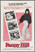 """Movie Posters:Adult, Fanny Hill Lot (Cinemation Industries, 1969). One Sheets (2) (27"""" X 41""""). Adult.. ... (Total: 2 Items)"""
