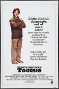 """Movie Posters:Comedy, Tootsie (Columbia, 1982). International One Sheet (27"""" X 41"""") and Lobby Card Set of 8 (11"""" X 14""""). Comedy.. ... (Total: 9 Items)"""