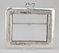 Silver & Vertu:Hollowware, AN AMERICAN SILVER PICTURE FRAME . Maker unknown, circa 1920. Marks: R.J. GOODEN, STERLING . 11-1/2 x 12 inches (29.2 x ... (Total: 1 Item Items)