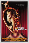 """Movie Posters:Mystery, Twin Peaks: Fire Walk with Me (New Line, 1992). One Sheet (27"""" X 40"""") SS. Mystery.. ..."""