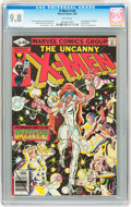 Modern Age (1980-Present):Superhero, X-Men #130 (Marvel, 1980) CGC NM/MT 9.8 White pages....