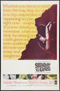 "Movie Posters:Drama, Splendor in the Grass (Warner Brothers, 1961). One Sheet (27"" X 41""). Drama.. ..."