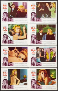 "Belle De Jour (Allied Artists, 1967). Lobby Card Set of 8 (11"" X 14""). Drama. ... (Total: 8 Items)"