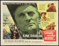 """Movie Posters:Western, Lonely Are the Brave (Universal, 1962). Half Sheet (22"""" X 28""""). Western.. ..."""