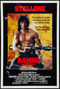 """Movie Posters:Action, Rambo: First Blood Part II (Tri-Star, 1985). One Sheet (27"""" X 41""""). Action.. ..."""