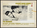 "Movie Posters:Comedy, The Graduate (Embassy, 1968). Half Sheet (22"" X 28"") Academy Awards Style. Comedy.. ..."