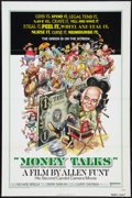 "Movie Posters:Comedy, Money Talks Lot (United Artists, 1972). One Sheets (3) (27"" X 41"").Comedy.. ... (Total: 3 Items)"