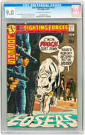 Bronze Age (1970-1979):War, Our Fighting Forces #132 (DC, 1971) CGC VF/NM 9.0 Off-white to white pages....