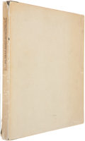Books:Signed Editions, Bernhardt Wall. Following Stephen F. Austin Father of Texas.Lime Rock: Published by Bernhardt Wall, 1936. Cente...