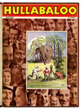 Magazines:Humor, Hullabaloo #1 Bound Volume (Dell, 1931)....