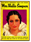Magazines:Miscellaneous, Her Royal Romance and Life Story Mrs. Wallis Simpson Bound Volume(Dell, ca. 1930s)....