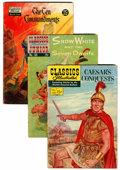 Silver Age (1956-1969):Classics Illustrated, Classics Illustrated Group (Gilberton, 1950s-'60s) Condition:Average GD/VG.... (Total: 23 Comic Books)