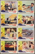 """Movie Posters:Action, Fireball 500 (American International, 1966). Lobby Card Set of 8(11"""" X 14""""). Action.. ... (Total: 8 Items)"""