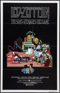 "Movie Posters:Rock and Roll, The Song Remains the Same (Warner Brothers, 1976). One Sheet (27"" X41""). Rock and Roll.. ..."