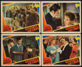 """Movie Posters:Drama, Goodbye, Mr. Chips (MGM, 1939). Lobby Cards (4) (11"""" X 14""""). Drama.. ... (Total: 4 Items)"""