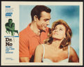 "Movie Posters:James Bond, Dr. No (United Artists, 1962). Lobby Cards (2) (11"" X 14""). James Bond.. ... (Total: 2 Items)"