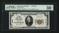 National Bank Notes:Colorado, Durango, CO - $20 1929 Ty. 1 The Burns NB Ch. # 9797. ...