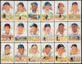 "Baseball Collectibles:Others, 1989 Perez Steele ""Celebrations"" Complete Set #2240 (44) - Signedby all 39 Possible Players! ..."