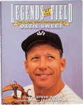"""Miscellaneous Collectibles:General, """"Legends of the Field"""" Multi Signed Book...."""