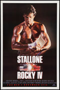 "Movie Posters:Sports, Rocky IV (MGM/UA, 1985). One Sheet (27"" X 40"") Advance. Sports.. ..."