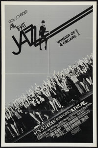 "All That Jazz (20th Century Fox, 1979). One Sheet (27"" X 41"") Academy Awards Style and Lobby Card Set of 8 (11..."