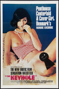 "Movie Posters:Adult, The Keyhole Lot (Keyhole Productions, 1974). One Sheets (2) (27"" X 41""). Adult.. ... (Total: 2 Items)"