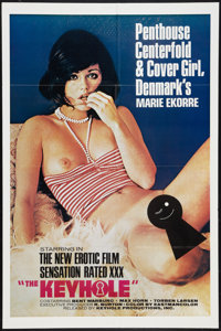 "The Keyhole Lot (Keyhole Productions, 1974). One Sheets (2) (27"" X 41""). Adult. ... (Total: 2 Items)"