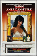 """Movie Posters:Adult, Taboo American Style Lot (VCA, 1985). One Sheets (3) (27"""" X 41""""). Adult.. ... (Total: 3 Items)"""