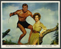 "Movie Posters:Adventure, Tarzan the Ape Man (MGM, 1959). Color Photos (11) and Photos (2)(8"" X 10""). Adventure.. ... (Total: 13 Items)"