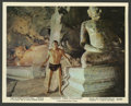 """Movie Posters:Adventure, Tarzan's Three Challenges (MGM, 1963). Color Photo Set of 12 (8"""" X10"""") & Photos (6) (8"""" X 10""""). Adventure.. ... (Total: 18 Items)"""