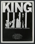 "Movie Posters:Documentary, King: A Filmed Record...Montgomery to Memphis (Maron Films, 1970). Photos (6) (8"" X 10""). Documentary.. ... (Total: 6 Items)"