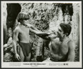 "Movie Posters:Adventure, Tarzan and the Jungle Boy (Paramount, 1968). Photos (16) (8"" X 10""). Adventure.. ... (Total: 16 Items)"