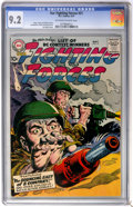 Silver Age (1956-1969):War, Our Fighting Forces #21 (DC, 1957) CGC NM- 9.2 Off-white to white pages....