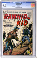 Silver Age (1956-1969):Western, Rawhide Kid #8 Mile High pedigree (Marvel, 1956) CGC VF/NM 9.0White pages....