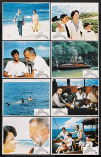 "Islands in the Stream (Paramount, 1977). Lobby Card Set of 8 (11"" X 14""). Drama. ... (Total: 8 Items)"