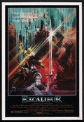 """Movie Posters:Fantasy, Excalibur (Warner Brothers, 1981). One Sheet (27"""" X 41""""). Fantasy...."""