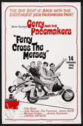 "Movie Posters:Rock and Roll, Ferry Cross the Mersey (United Artists, 1965). One Sheet (27"" X41""). Rock and Roll. ..."