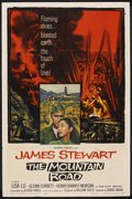 "Movie Posters:War, The Mountain Road (Columbia, 1960). One Sheet (27"" X 41""). War. ..."