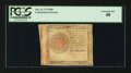 Colonial Notes:Continental Congress Issues, Continental Currency January 14, 1779 $60 PCGS Extremely Fine 40.....