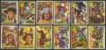 "Non-Sport Cards:Sets, 1956 Topps Western ""Round-Up"" Complete Set (80). ..."
