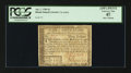 Colonial Notes:Rhode Island, Rhode Island July 2, 1780 $3 Fully Signed PCGS Apparent ExtremelyFine 45.. ...