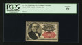 Fractional Currency:Fifth Issue, Fr. 1309 25¢ Fifth Issue PCGS About New 50.. ...