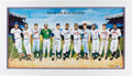 Baseball Collectibles:Others, 500 Home Run Club Ron Lewis Signed Lithograph....