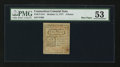 Colonial Notes:Connecticut, Connecticut October 11, 1777 2d Uncancelled PMG About Uncirculated 53.. ...